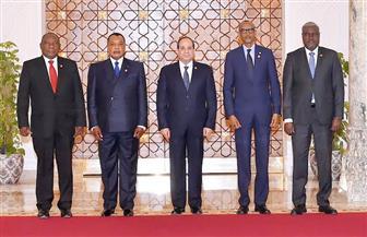 نص مشروع البيان الختامى لاجتماع قمة الترويكا ولجنة ليبيا بالاتحاد الإفريقي بعد اعتماده