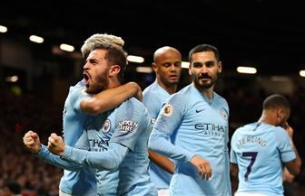 مانشستر سيتى يفوز على مانشستر يونايتد بثنائية ويستعيد صدارة الدورى الإنجليزى من ليفربول