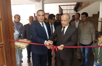افتتاح ميكنة محاكم جنوب سيناء ضمن الجيل الثانى | صور