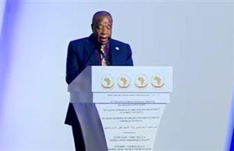 مديرة الشئون السياسية بالاتحاد الإفريقي: كل ما نقوم به من جهود يأتي في إطار أجندة 2063
