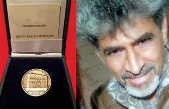 التشكيلي جمال مليكة يفوز بميدالية السيناتو لرئيس جمهورية إيطاليا