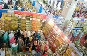 """كفر الشيخ تستعد لاستقبال العيد بتحويل معارض """"أهلًا رمضان"""" لـ """"أهلًا بالعيد"""" لبيع مستلزماته"""