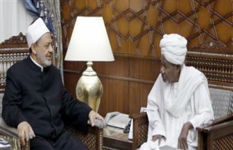 خلال لقائه الطيب.. خليفة بابكر: نسعى لتعزيز التعاون البحثي والعلمي بين الأزهر الشريف والسودان