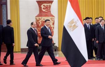 فى تقرير هيئة الاستعلامات: مشاركة الرئيس السيسي فى قمة الحزام والطريق رسالة مصرية إفريقية