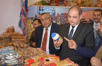 """محافظ الغربية يفتتح ثاني معارض """"أهلا رمضان"""" في طنطا.. ويشدد على جودة السلع   صور"""