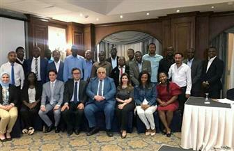 الوكالة المصرية للشراكة تنظم دورة للأطباء الأفارقة في مجال مناظير الجهاز الهضمي
