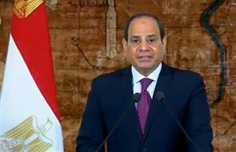 الرئيس السيسي: يوم تحرير سيناء سيظل خالدا في وجدان المصريين وصفحة مضيئة في مسيرة الوطن