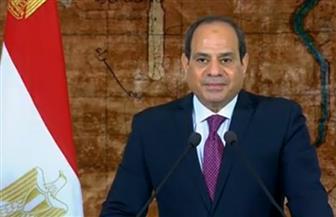 نص كلمة الرئيس السيسي بمناسبة ذكرى عيد تحرير سيناء