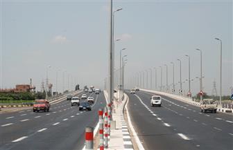 المرور يغلق طريق الإسكندرية الزراعي جزئيا 6 أشهر بدمنهور لإنشاء كوبري