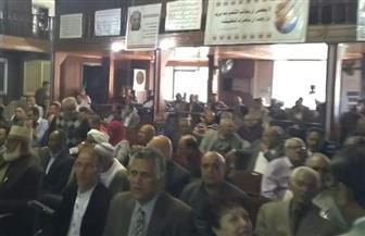 بدء توافد أعضاء حزب التجمع للمشاركة في المؤتمر العام الثامن للحزب