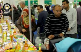 """تخفيضات كبيرة في أسعار سلع معارض """"أهلا رمضان"""".. تعرف عليها   فيديو"""