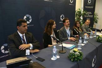 مصر تطرح تجربتها أمام الاجتماع السنوي للرابطة الأوروبية لمراكز التدريب على حفظ السلام | صور