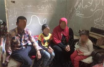 """استجابة لتحقيقات """"بوابة الأهرام"""".. جمعية أهلية  تتبنى أسرة مواطن المرج بدفع إيجار السكن وفرصة عمل للزوجة"""