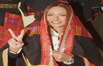 ليلى علوي بالزي السيناوي: سيناء رمز لصبر المصريين وعنادهم وقوتهم في الدفاع عن حقهم