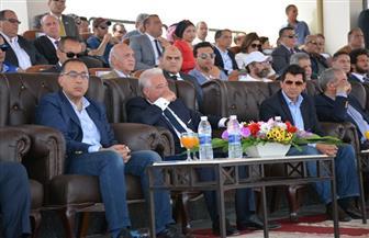 رئيس الوزراء يشهد انطلاق فعاليات النسخة الأولى لبطولة شرم الشيخ الدولية لسباق الهجن | صور