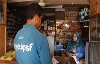صيدلة سوهاج تنظم يوماً للتوعية بخطورة المضادات الحيوية بجزيرة شندويل | صور