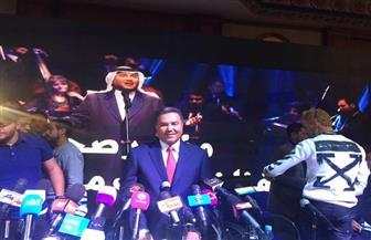 محمد عبده من مصر: أتمنى إنشاء معاهد للفنون بالمملكة السعودية | صور