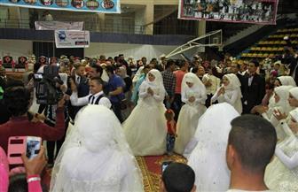 زواج 20 فتاة بالقرى الأكثر احتياجا في قنا
