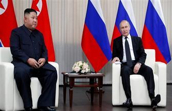 """بوتين """"يقبل"""" دعوة كيم لزيارة كوريا الشمالية"""