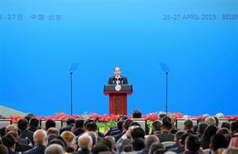بسام راضى: الرئيس السيسي يجتمع مع نخبة من رؤساء كبري الشركات الصينية