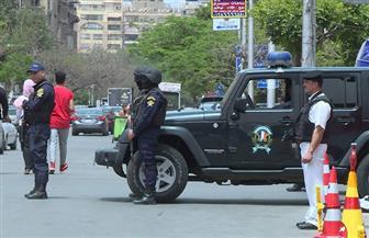"""انتشار أمني مكثف لمنع تجمعات المواطنين للحد من """"كورونا"""""""