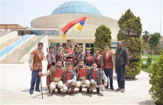 مهرجان الطبول من أجل السلام يشعل حماس جمهور متحف الطفل| صور