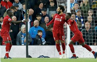 محمد صلاح يصنع وكيتا يسجل أول أهداف ليفربول في مرمى هادرسفيلد تاون