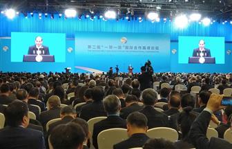 """مسئولون أفارقة: كلمة الرئيس السيسي بـ""""الحزام والطريق"""" رسالة قوية ومهمة للعالم"""