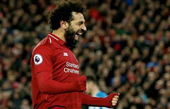 صلاح يفوز بجائزة أفضل لاعب في ليفربول عن شهر أبريل