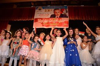 """محافظ الإسماعيلية يشهد الحفل السنوي لمهرجان """"أميرات الفراولة"""" بقصر الثقافة  صور"""