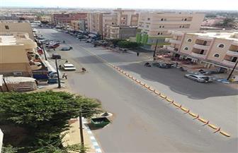 """محافظ مطروح لـ""""بوابة الأهرام"""": تطوير شوارع قرية سيدي عبدالرحمن مع دخول فصل الصيف"""