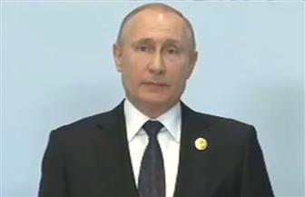 بوتين: تحقيق مولر نزيه ويظهر عدم  تواطؤ الحكومة الروسية مع ترامب