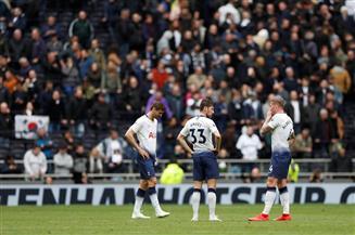 توتنهام يسقط في فخ الخسارة أمام ويستهام في الدوري الإنجليزي |صور
