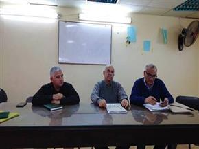 زراعة الشرقية تعقد اجتماعا لاستيفاء بيانات الحيازة الزراعية للفلاحين| صور