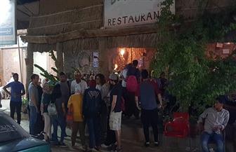 إقبال سياحي على واحة سيوة في شم النسيم