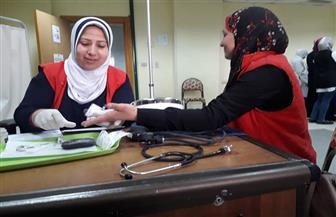 """الانتهاء من فحص 4 ملايين و120 ألف امرأة منذ انطلاق مبادرة """"100 مليون صحة"""""""