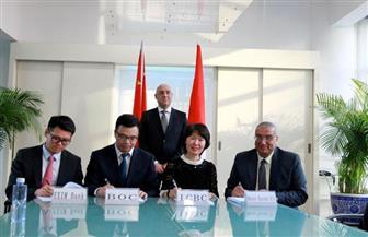 وزير الإسكان يشهد توقيع اتفاقية مع البنوك الصينية الممولة لمشروع منطقة الأعمال المركزية بالعاصمة الجديدة | صور