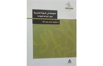 """مناقشة كتاب """"المواطنة في الرواية المصرية"""" بجاردن سيتي.. الليلة"""
