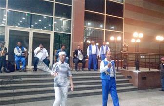 فرع ثقافة بورسعيد يحتفل بأعياد شم النسيم   صور