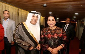 مهرجان ليالي المسرح الحر في الأردن يكرم الكويتية سعاد العبد الله