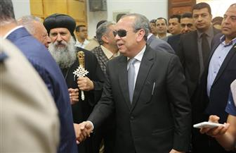 محافظ كفرالشيخ يشهد الاحتفال بعيد القيامة المجيد | صور