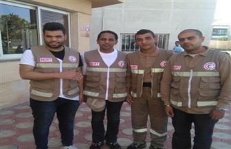 الهلال الأحمر بالسويس: تم إعداد خطة لتأمين احتفالات شم النسيم