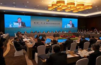 عصام شرف: قطار البضائع بين الصين وأوروبا هو الأفضل في حركة التجارة العالمية