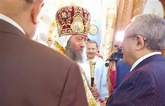 """""""مستقبل وطن"""" أسيوط يشارك أقباط المحافظة احتفالاتهم بعيد القيامة  صور"""