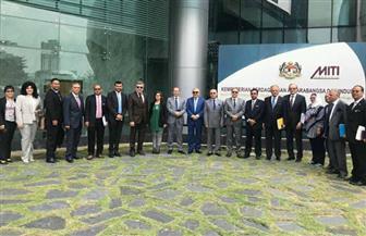 سفارة مصر في كوالالمبور تستقبل أعضاء الجانب المصري من مجلس الأعمال المشترك |صور