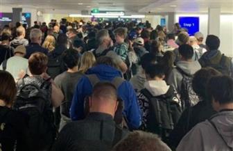 تكدس الركاب بمطارات إستراليا بسبب عطل نظام البوابات الإلكترونية
