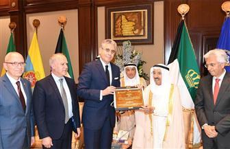 الشیخ صباح الأحمد: مساعدة الدول المحتاجة تأتي انطلاقا من الإرث التاریخي لدولة الكويت