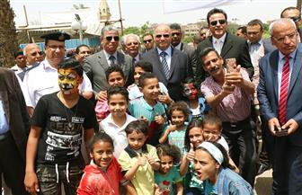 المصريون يحتفلون بشم النسيم وسط تعزيزات أمنية وعروض كرنفالية والشواطئ كاملة العدد | صور