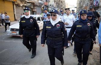شرطة نسائية للتصدي للمعاكسات وسيارات إغاثة على الطرق خلال احتفالات أعياد الربيع | فيديو