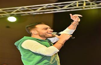 رامي جمال يتألق في حفل شم النسيم بالإسكندرية| صور